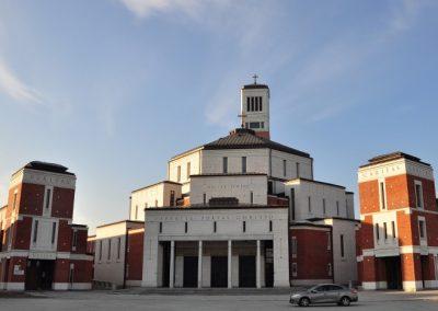 Shrine of Pope John Paul II