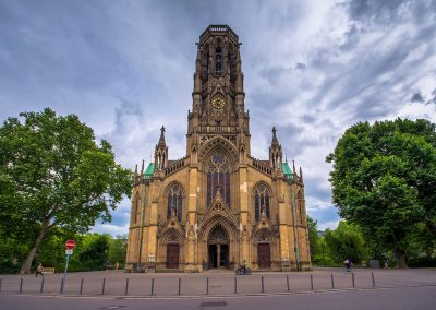 Stuttgart Cathedral Germany