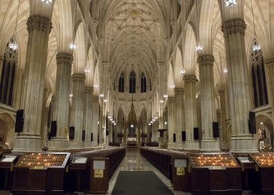 St. Patrick's Cathedral, New York, USA